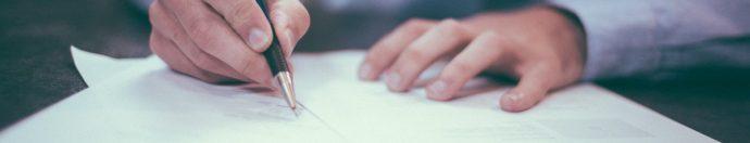 Wzory listów motywacyjnych w branży prawniczej