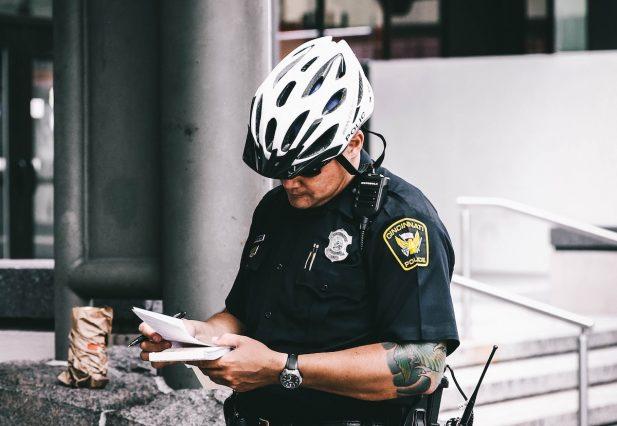 Ścieżka awansu w zawodzie policjanta