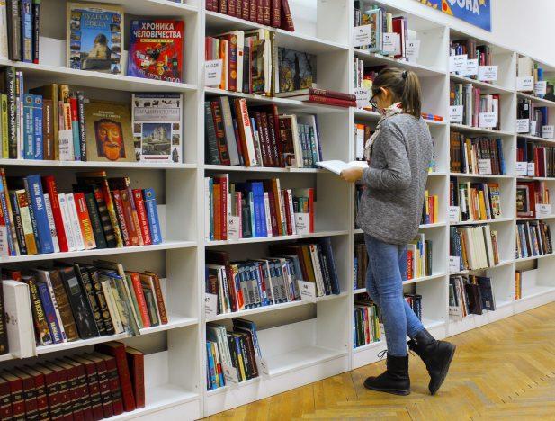 O zawodzie bibliotekarza